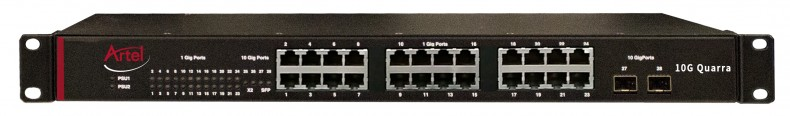 Quarra PTP Ethernet Switches