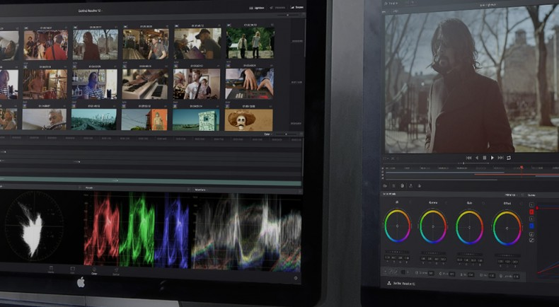 Resolve's color grading capabilities are world-class and only getting better in the latest incarnation.