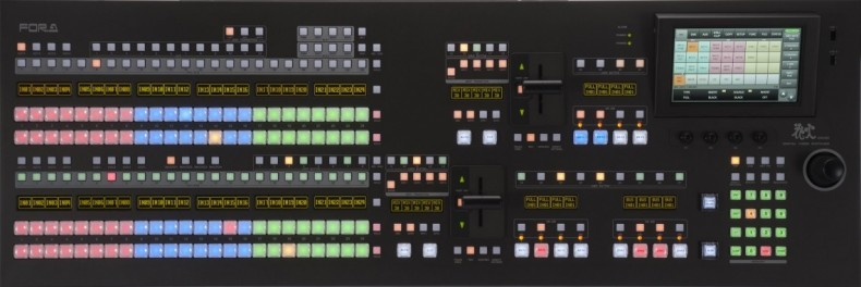 HVS-2000 Video Switcher