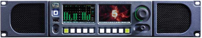 Diagram 3 – Hardware devices provide dedicated user interface controls to give tactile feedback when operating the equipment, especially in highly pressured live broadcasts.