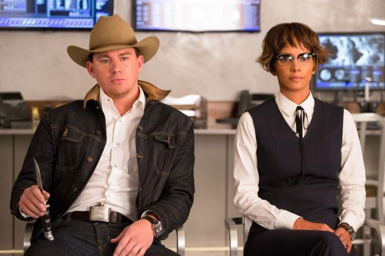 Channing Tatum and Halle Berry in Twentieth Century Fox's