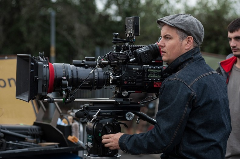 Panasonic VariCam with Panavision/Zeiss Primo Zoom lens. Image copyright LA Productions.