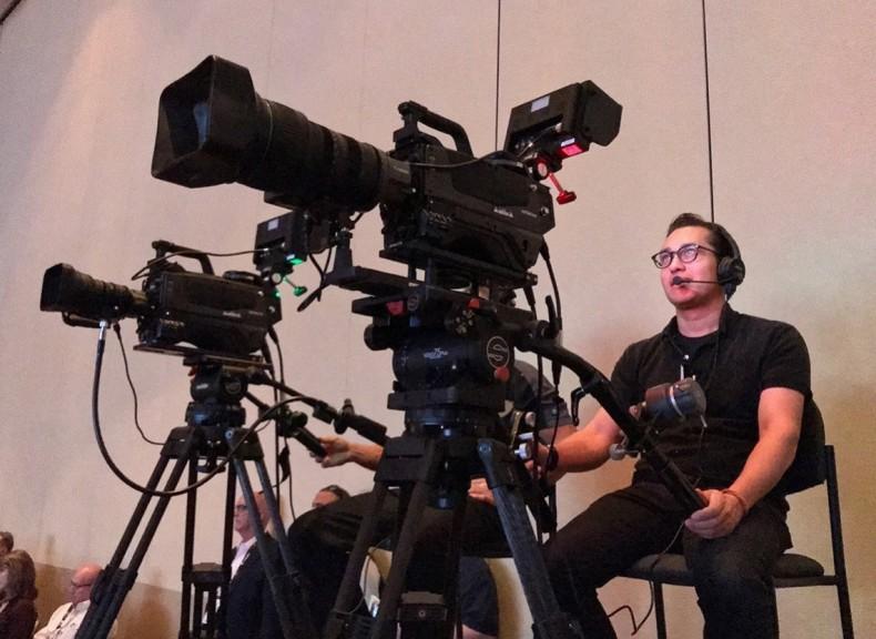 The Hitachi Z-HD5500 cameras have impressed Sardis camera operators.