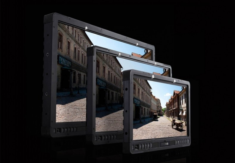 SmallHD introduces 17-inch, 24-inch and 32-inch ruggedized field monitors