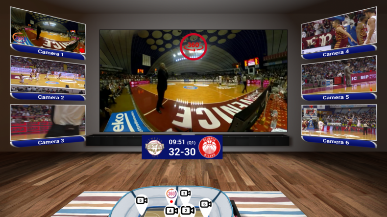 VO Virtual Reality
