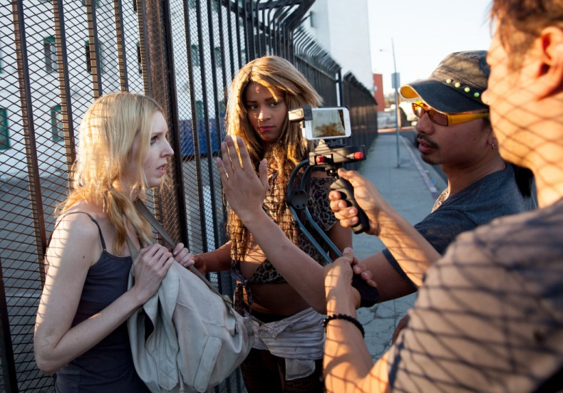 The iPhone was also used on Sean Baker's TANGERINE (2015).