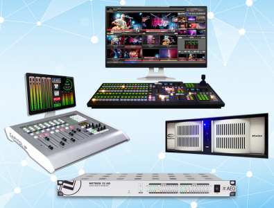 Broadcast Pix and AEQ have combined selected products to create an automated video production system.