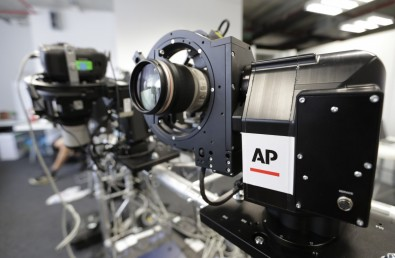 The AP is now working to understand the best way to use VR technology to tell a compelling news story in 360 degrees.