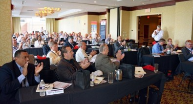 The GatesAir Second Annual Repack Summit packed the Cincinnati Marriott with industry experts.