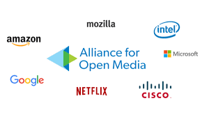 The Alliance for Open Media is working on the next-generation AOMedia Video 1 (AV1) compression system.