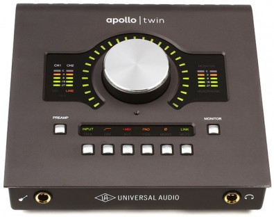 United Audio Apollo Twin