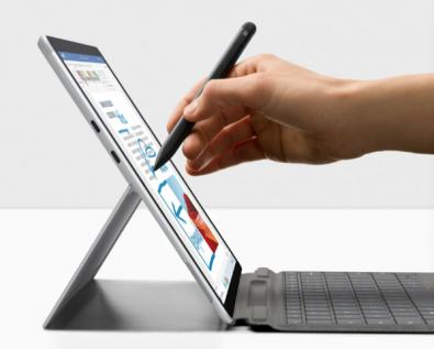 Figure 4: Microsoft Surface Pro X