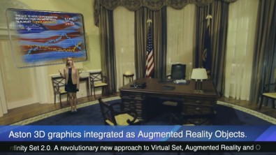 Augmented Reality in the oval office