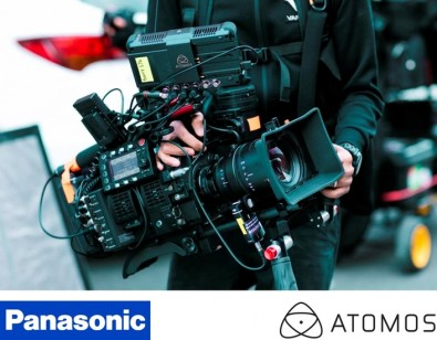 The Atomos Shogun monitor with 8.4 OS software, can be used with a Panasonic Varicam LT to create slow-motion footage in 2K at up to 240 fps, direct from the Raw output of the camera.