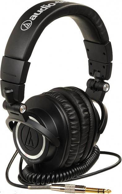 Audio-Technica ATH-M50.