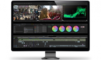 Avid's Media Composer, first released in 1989 as an off-line editor, is a dominant player in the production of top-name films and videos.