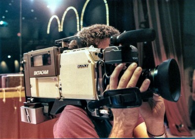 Sony Betacam, early 1980s
