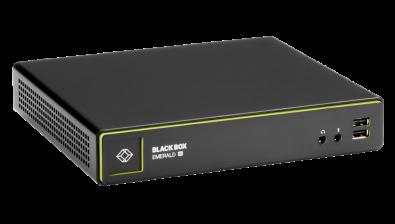 Emerald Unified KVM-Over-IP Platform