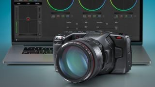 Blackmagic has added firmware to turn its pocket cinema camera 4K & 6K into a pro studio machine.