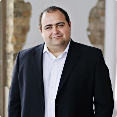 Bogdan Frusina, Founder and CTO of Dejero.