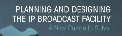 "Gary Olson has written a book on the conversion to IP, ""Planning and Designing the IP Broadcast Facility – A New Puzzle to Solve"". It is available from major booksellers."