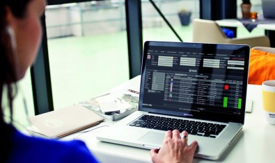Broadcast Solutions' Broadcast Ultrasoft software product, a fully IP- and software-based suite for software-defined broadcast enables management of a complete TV station on both the media side and the resources and cost side.