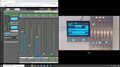 Calrec Assist is a software GUI that helps users mix audio and adjust console levels in the cloud.