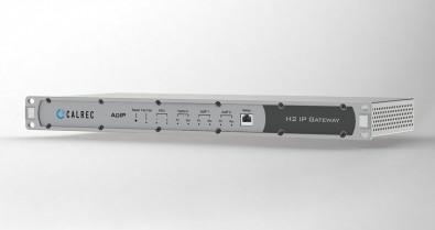 Calrec Audio H2 IP gateway.