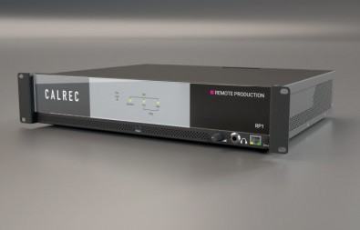 Calrec's REMI audio products—such as the RP1 remote production unit—allows latency-free IFBs to be generated at the remote site.