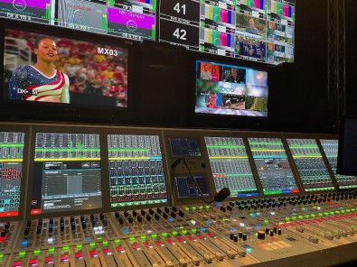 Multi-channel audio played a major role at this year's games.
