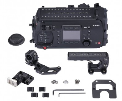 The C700s are highly configurable.