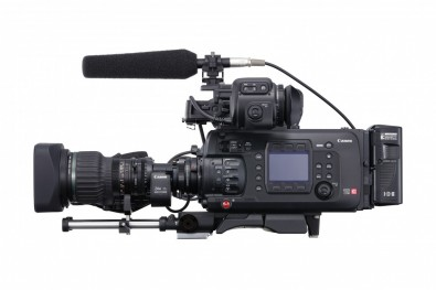 The C700 in its production finish.
