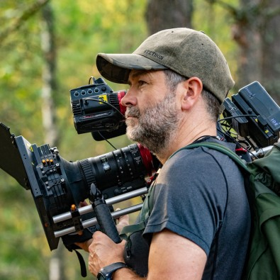 Producer Jonny Young in the wild.