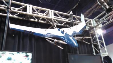 DSLRpros Tiltrotor Aircraft