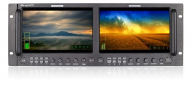 JVC's ProHD DT-X92HX2 is an affordable 2-in-1 monitor with all of the essential features required of a broadcast monitor.