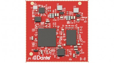 The Dante AV module ensures interoperability with more than 1,600 Dante-enabled audio products already on the market.