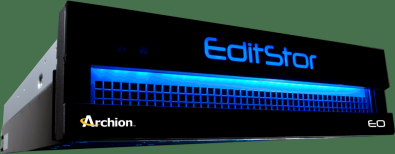 At Langley Productions, Archion's EditStor makes it easy for staff to share assets on demanding post production workflows.