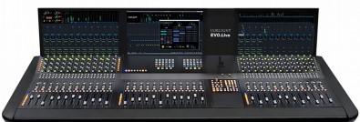 Evo Series of audio consoles