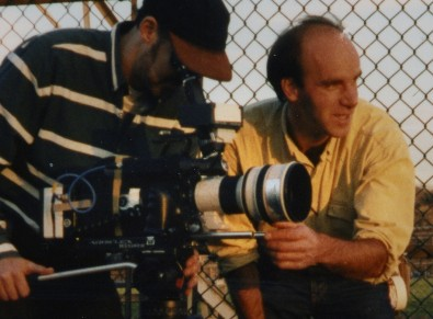 Barry Braverman (L) and his assistant Jjimmy. In the 1980s, shooting mainly snowy egrets and some other large birds for National Geographic I bought houses and cars with the proceeds from my Canon 300mm 2.8L. At the time it represented a revolutionary new telephoto lens that offered breakthrough performance, speed, and contrast. For sports and wildlife shooters Canon's new 50-1000mm T4.5 4K zoom is a serious game changer and very much in the same league.<br />