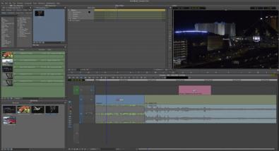Figure 7: Auto-opened Edit Effects panel.