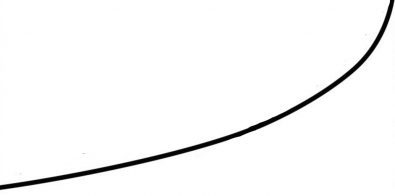 Figure 3: CRT gamma curve from flipped Power Law.