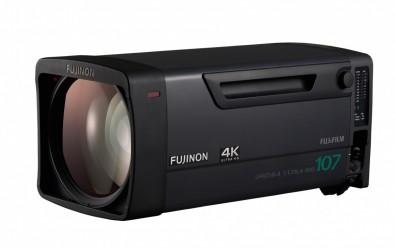 The Fujinon UA107x8.4BESM box lens