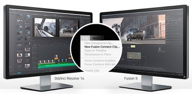 Fusion 9 talks nicely with other software.