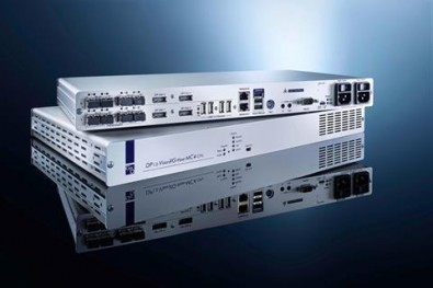 All compressing G&D KVM systems, regardless of whether you use CAT or fibre optic cabling or even IP networks, transmit data in pixel perfect quality and without loss.