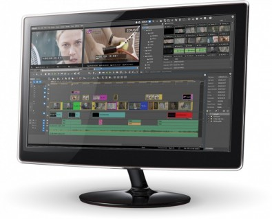 Grass Valley EDIUS Pro provides both editing and color grading functionality.