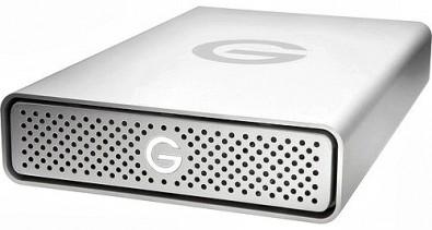G-Tech Backup Drive