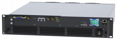 GatesAir's new 3RU LPTV transmitter provides up to 700 watts TPO.