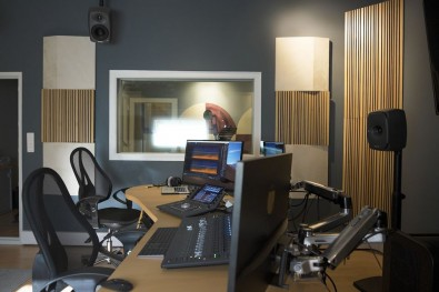 The audio production studio chose an all–Genelec 7.1.4 Smart Active Monitoring solution, including 8341A coaxial monitors, 8340A two-way monitors and 8330A monitors.