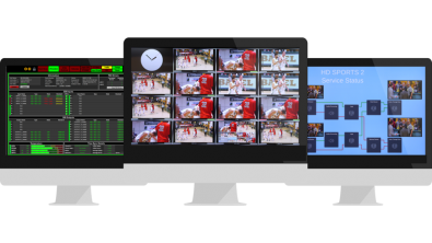 Grass Valley's new Orbit is a suite of software packages and plug-ins that provides scalable configuration, control and monitoring to any media installation.