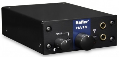 HA15 Solid State Headphone Amp